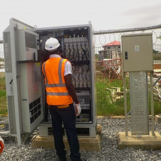 Site power installation & Maintenance