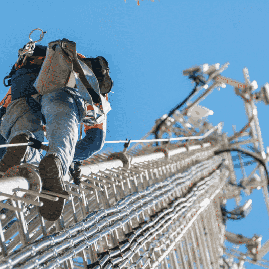 Tower Climbing Safety & Rescue (Rigger Technician)